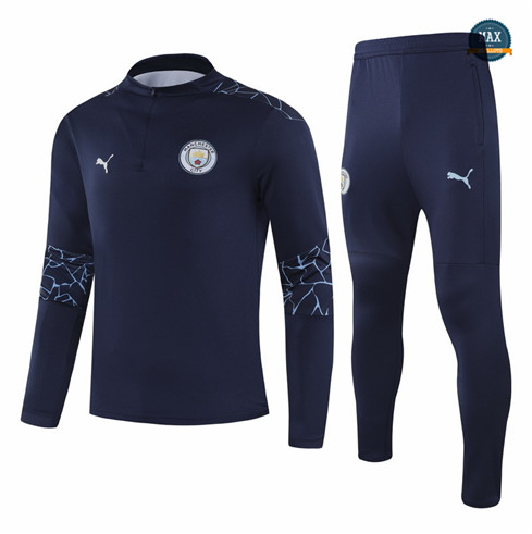 Max Veste Survetement Manchester City Bleu Marine 2021/22 Shop Online