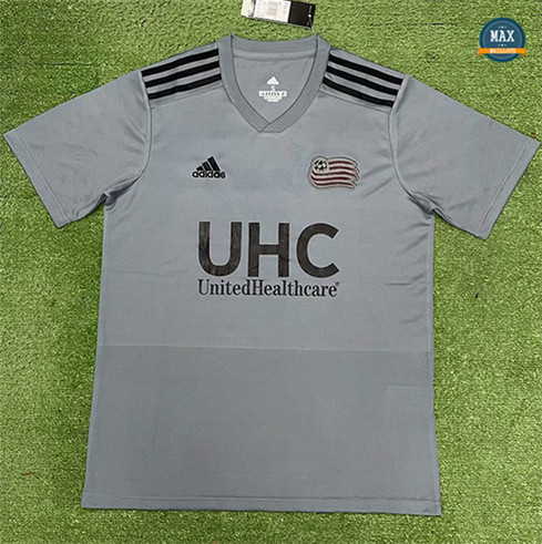 Max Maillots New England Revolution 2021/22 Gris
