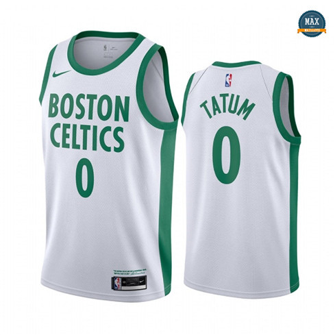 Max Maillot Jayson Tatum, Boston Celtics 2020/21 - City Edition