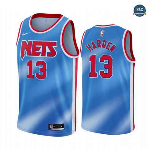 Max Maillot James Harden, Brooklyn Nets 2020/21 - Classic