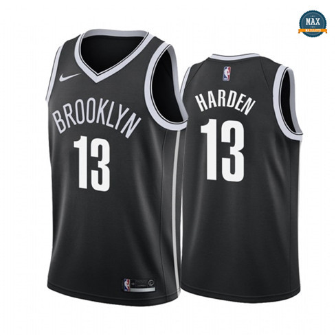 Max Maillot James Harden, Brooklyn Nets 2020/21 - Icon
