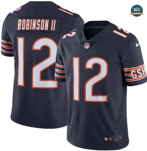 Max Maillots Allen Robinson, Chicago Bears - Navy