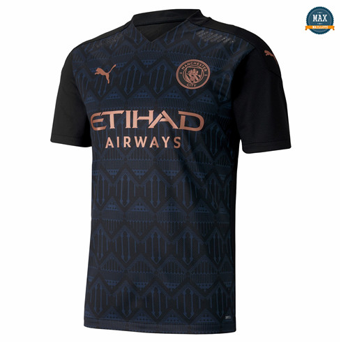 Max Maillot Manchester City Exterieur 2020/21 fiable