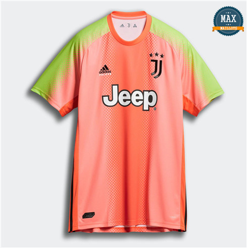 Maillot Juventus Palace quatrieme Goalkeeper Orange 2019/20