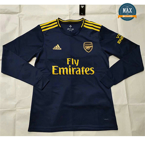 Maillot Arsenal Third 2019/20 Manche Longue