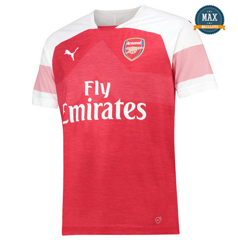 Maillot Arsenal Domicile 2018/19 Rouge