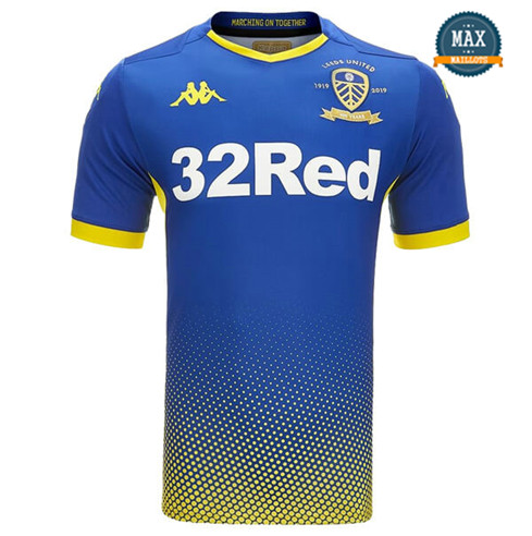 Maillot Leeds United Domicile 2019/20 Gardien de but