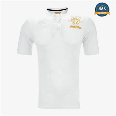Maillot Leeds united 100th Édition anniversaire 2019/20