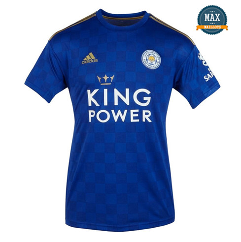 Maillot Leicester City Domicile 2019/20