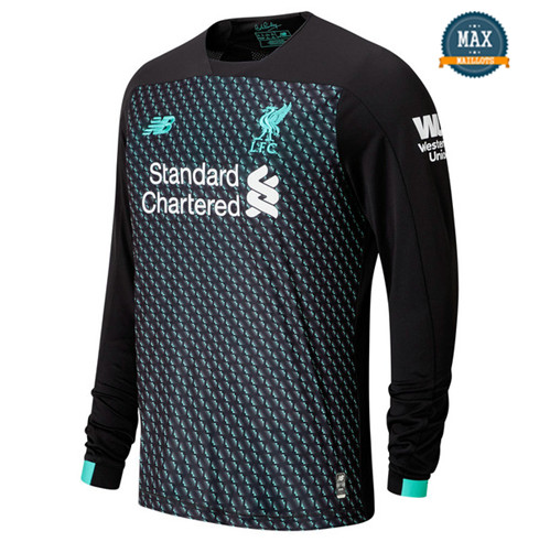 Maillot Liverpool Third 2019/20 Manche Longue