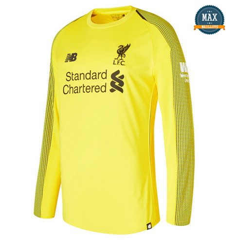 Maillot Liverpool Domicile 2018/19 Gardien de but