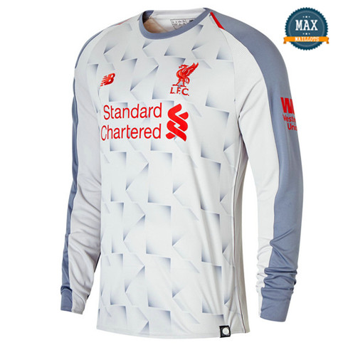 Maillot Liverpool Third 2018/19 Manche Longue