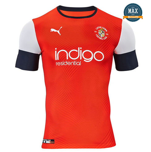 Maillot Luton Domicile 2019/20 Orange