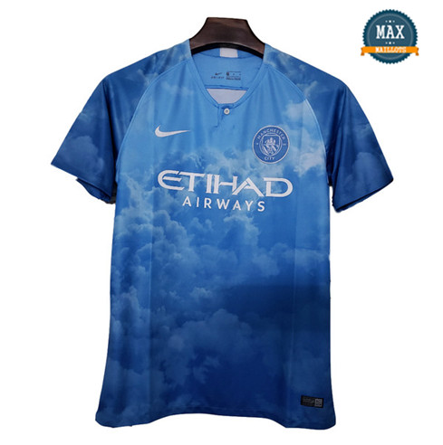 Maillot Manchester City Edition Speciale 2018/19