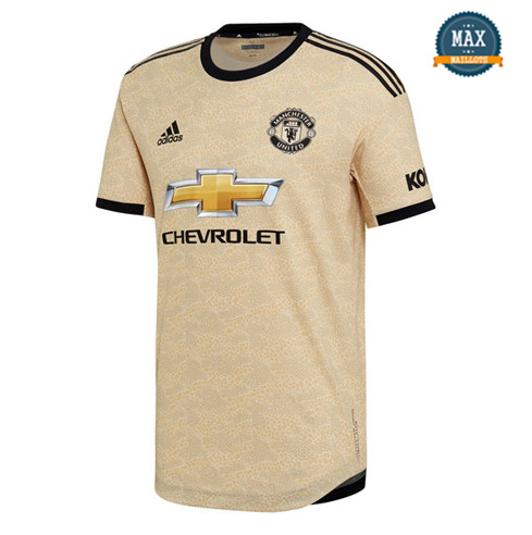 Maillot Manchester United Exterieur 2019/20