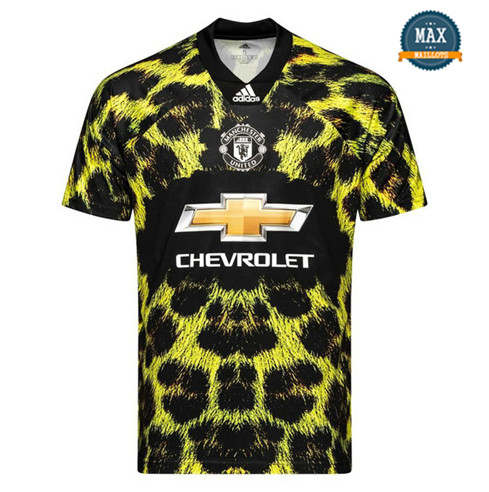 Maillot Manchester United EA Sports 2018/19