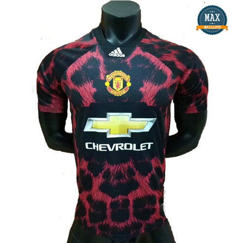 Maillot Manchester United EA Sports Rouge 2018/19