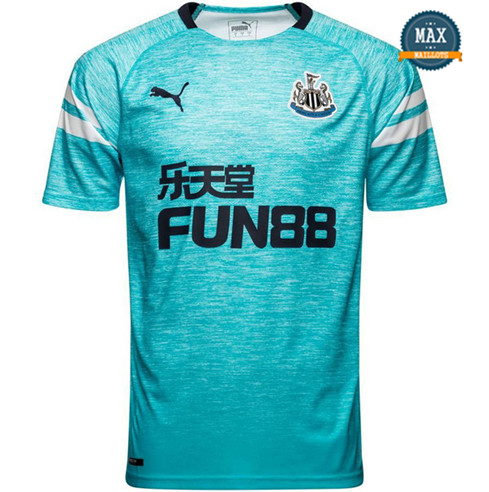 Maillot Newcastle United Third 2018/19 Bleu