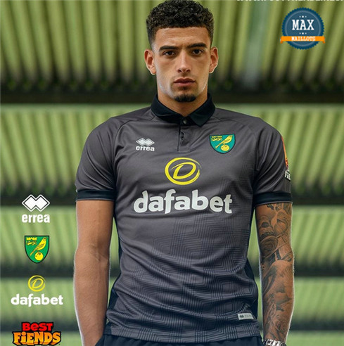 Maillot Norwich City Third 2019/20