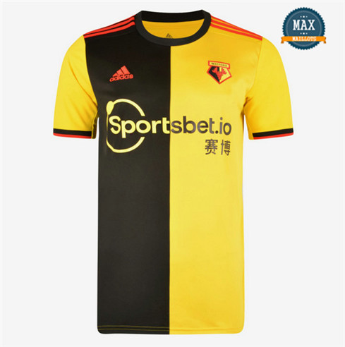 Maillot Watford Domicile 2019/20