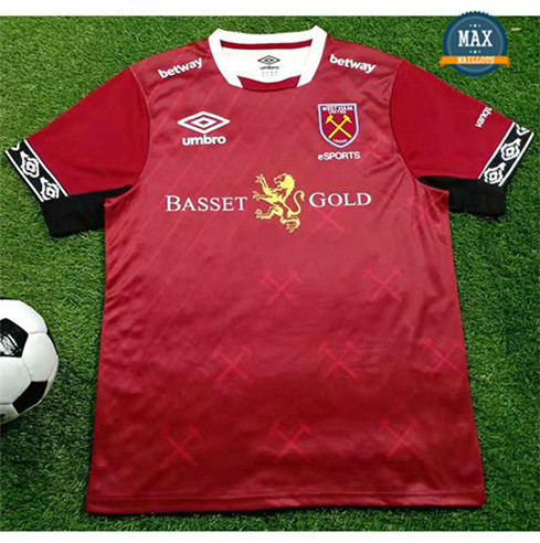 Maillot West Ham United version du jeu 2019/20