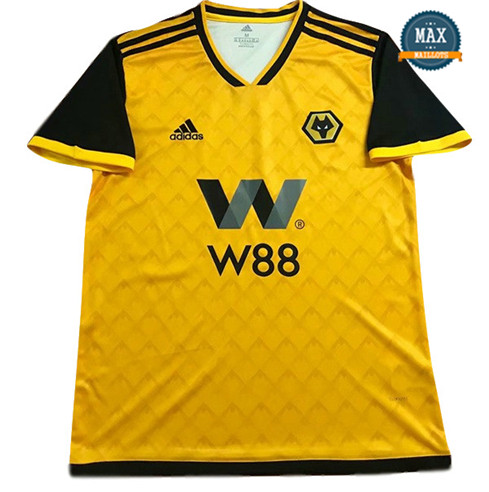 Maillot Wolverhampton Rouge 2019/20