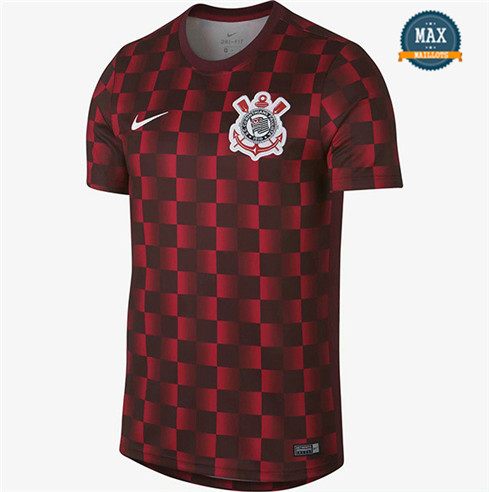 Maillot Corinthiens Training Rouge 2019/20