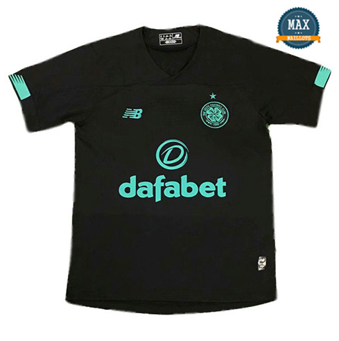 Maillot Celtic goalkeeping Noir 2019/20