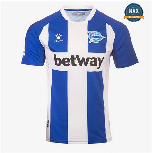 Maillot Alaves Domicile 2019/20