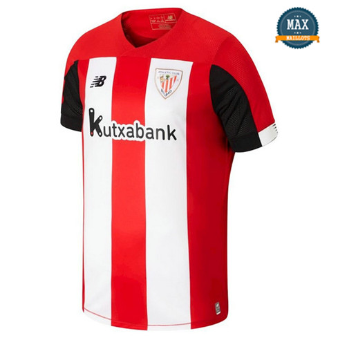 Maillot Athletic Bilbao Domicile 2019/20