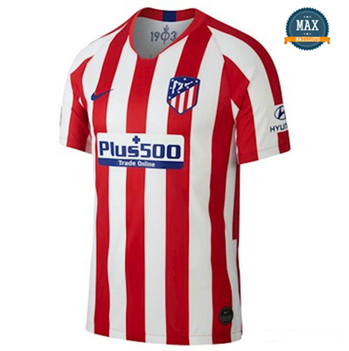 Maillot Atletico Madrid Domicile 2019/20