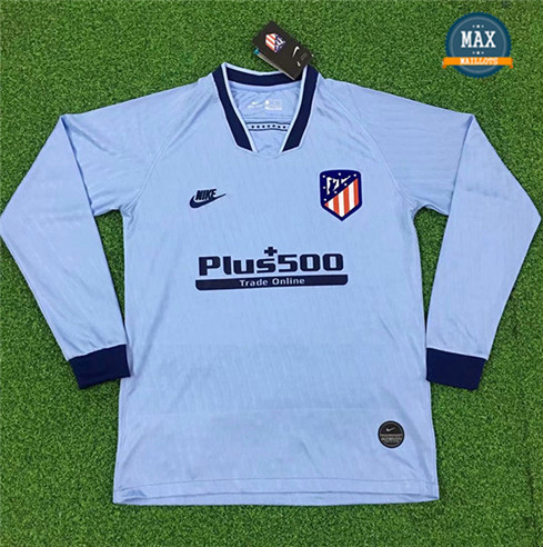 Maillot Atletico Madrid Third 2019/20 Manche Longue