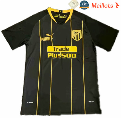 Maillot Atletico Madrid Noir 2019/20