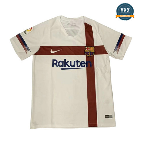 Maillot Barcelone Entrainement Blanc 2019/20