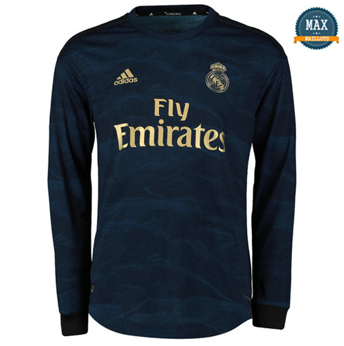 Maillot Real Madrid Exterieur 2019/20 Manche Longue