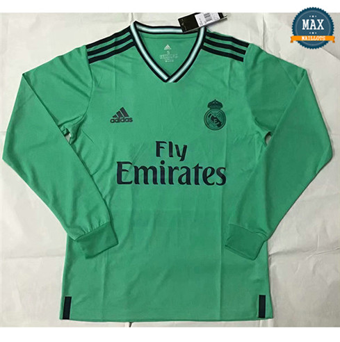 Maillot Real Madrid Third 2019/20 Manche Longue