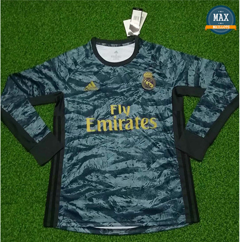 Maillot Real Madrid Gardien de but Manche Longue 2019/20