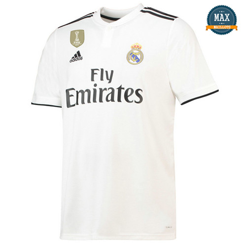 Maillot Real Madrid Domicile 2018/19