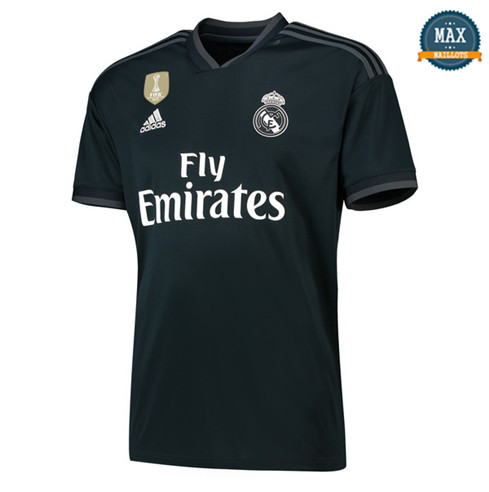 Maillot Real Madrid Exterieur 2018/19