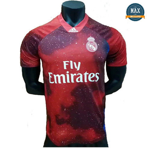 Maillot Real Madrid EA Sports Rouge 2018/19