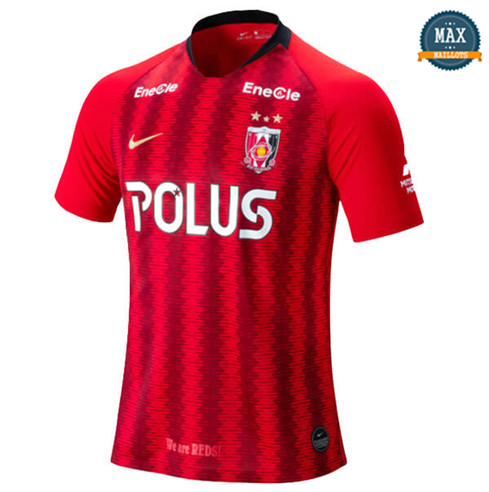 Maillot Urawa Rouge Diamonds Domicile 2019/20