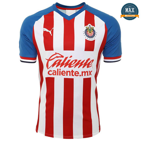 Maillot Chivas regal Domicile 2019/20