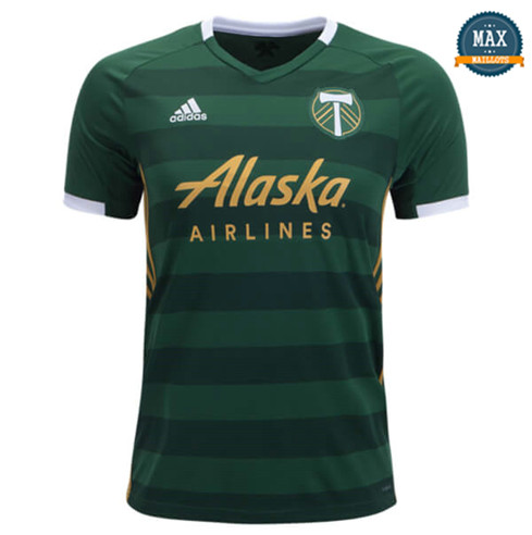 Maillot Portland Timbers Domicile 2019/20