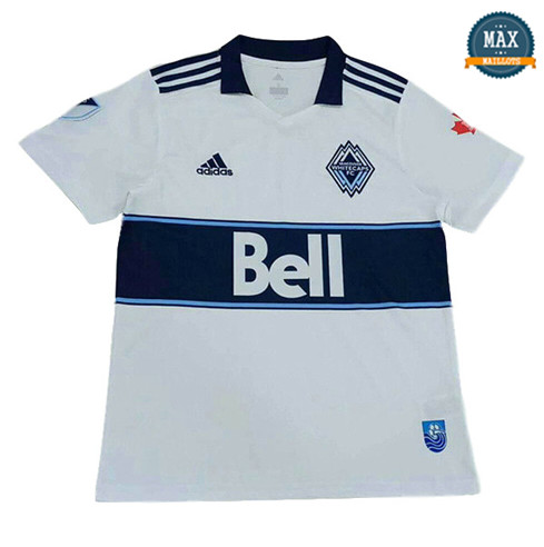 Maillot Vancouver Blanccaps 2019/20