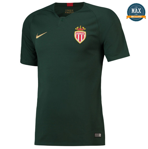 Maillot AS Monaco Exterieur 2018/19
