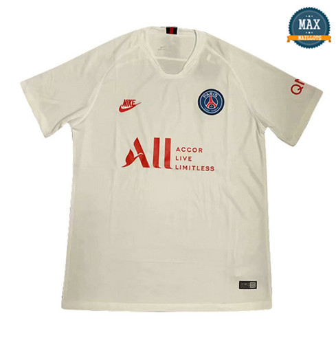 Maillot PSG Blanc Concept 2019/20