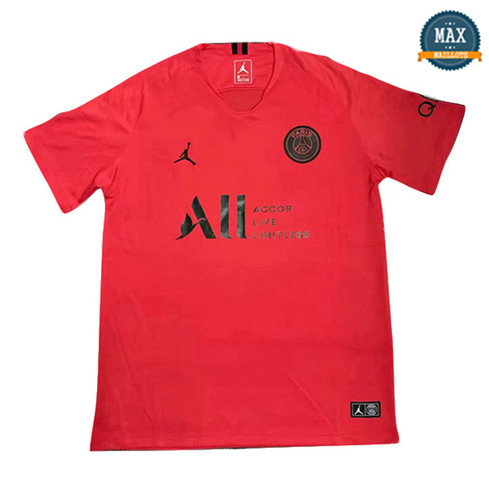 Maillot PSG Rouge Concept 2019/20