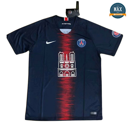 Maillot PSG special edition Bleu Marine 2019/20