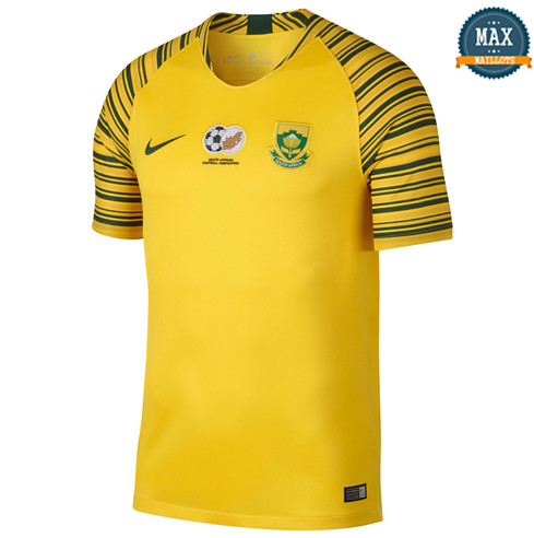 Maillot South Africa Jaune 2019/20