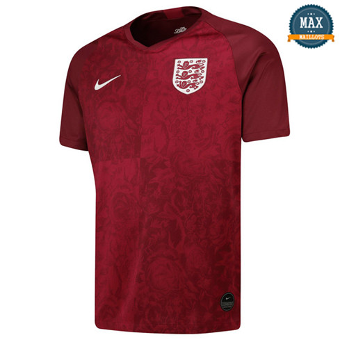Maillot Angleterre Exterieur 2019/20 Rouge